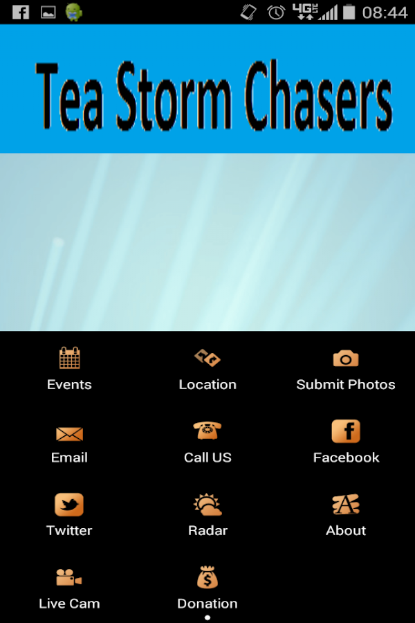 Tea Storm Chasers- screenshot