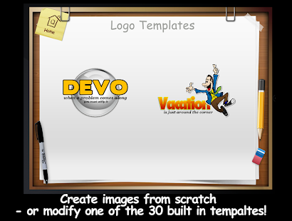 Logo Maker and Graphics - screenshot thumbnail