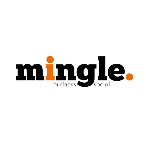 mingle. LOGO-APP點子