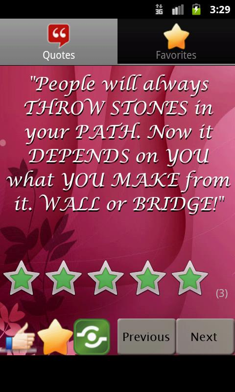 Beautiful Life Quotes - screenshot