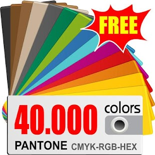 1 Pantone Color Book Android Apps On Google Play