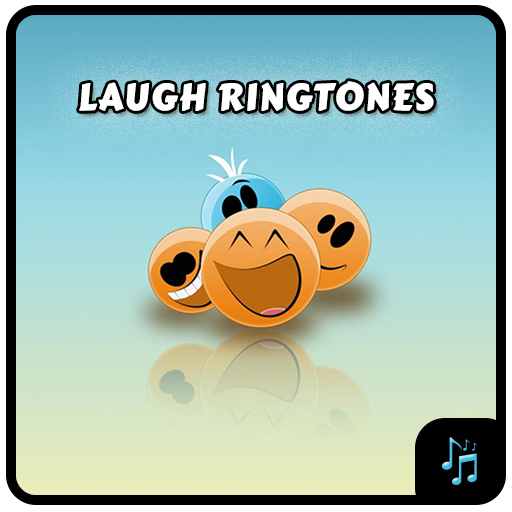 Laugh Ringtones LOGO-APP點子