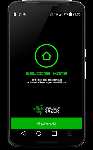 Home for Razer