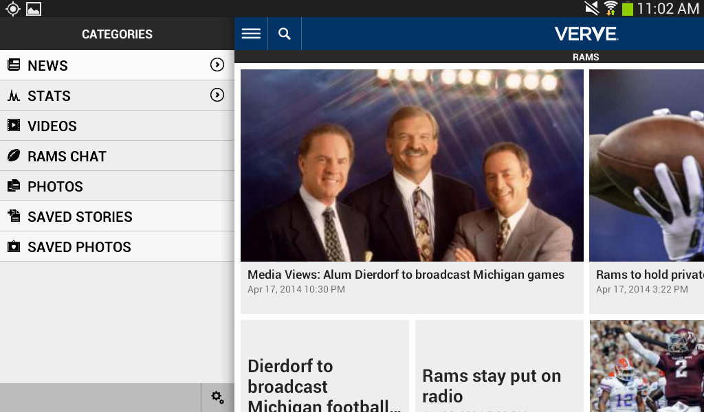 PD Football - screenshot
