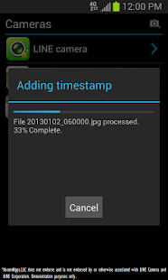 Camera Timestamp Add-on 1.15