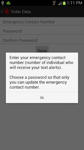 Emergency Tracker