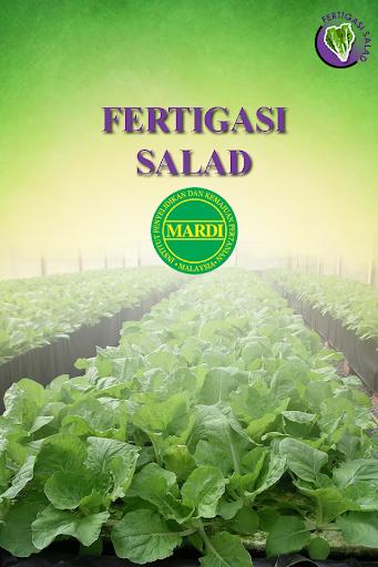 MARDI Hidroponik Salad