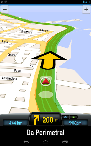 CoPilot Premium Brazil GPS App
