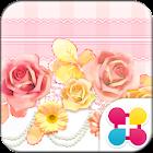 バラ壁紙 Sweet Pink Dress icon