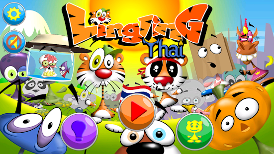 LingLing Learn Thai- screenshot thumbnail