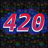 420 Weed Go Keyboard Theme