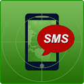Tracker for SMS messages icon