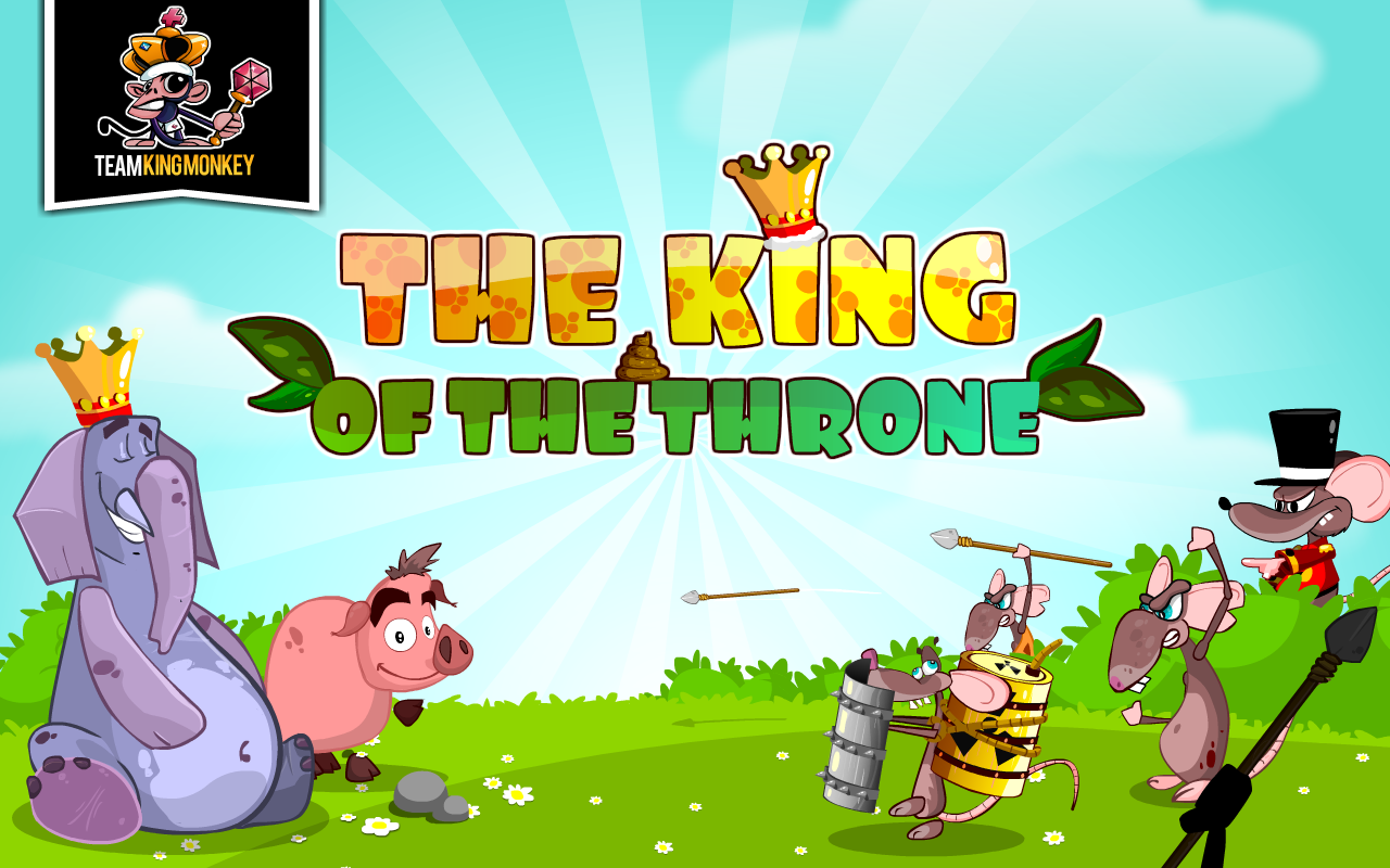 The King of the Throne- screenshot