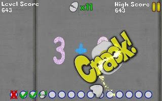 Screenshot of Math Slicer Free