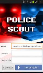 Police Scout - screenshot thumbnail