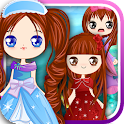 Princess Cinderella - Dress Up icon