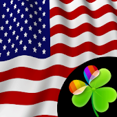 USA Theme GO Launcher EX