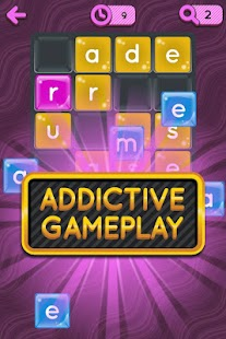 Sqwords Free - Word Game- screenshot thumbnail