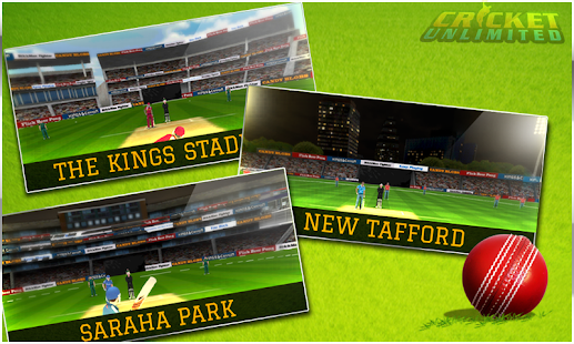 Cricket Unlimited - screenshot thumbnail