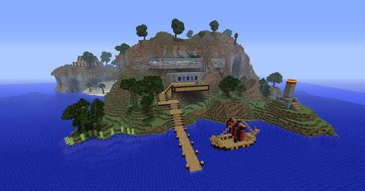 Epic Minecraft Island Ideas