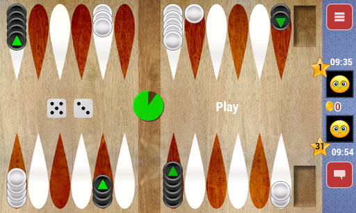 Tawla Backgammon 3.8 screenshots 1