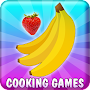 Banana Split Cooking Games