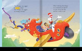Screenshot of MeeGenius Children's Books