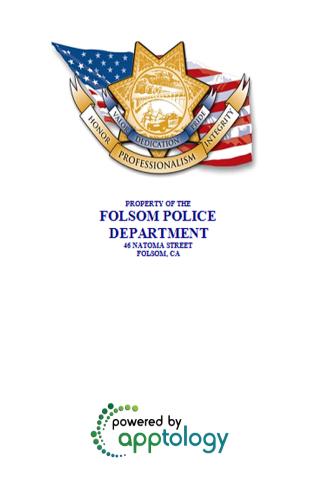 Police App Demo