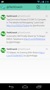 Branches for Twitter - screenshot thumbnail