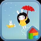 峰子flyingドドルランチャのテーマ icon