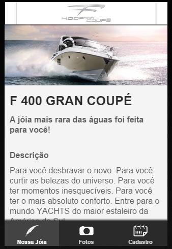 F 400 GRAN COUPE