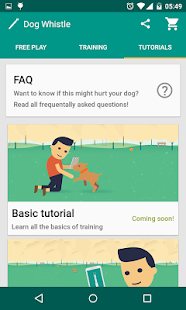 Dog Whistle, Free Dog Trainer!- screenshot thumbnail