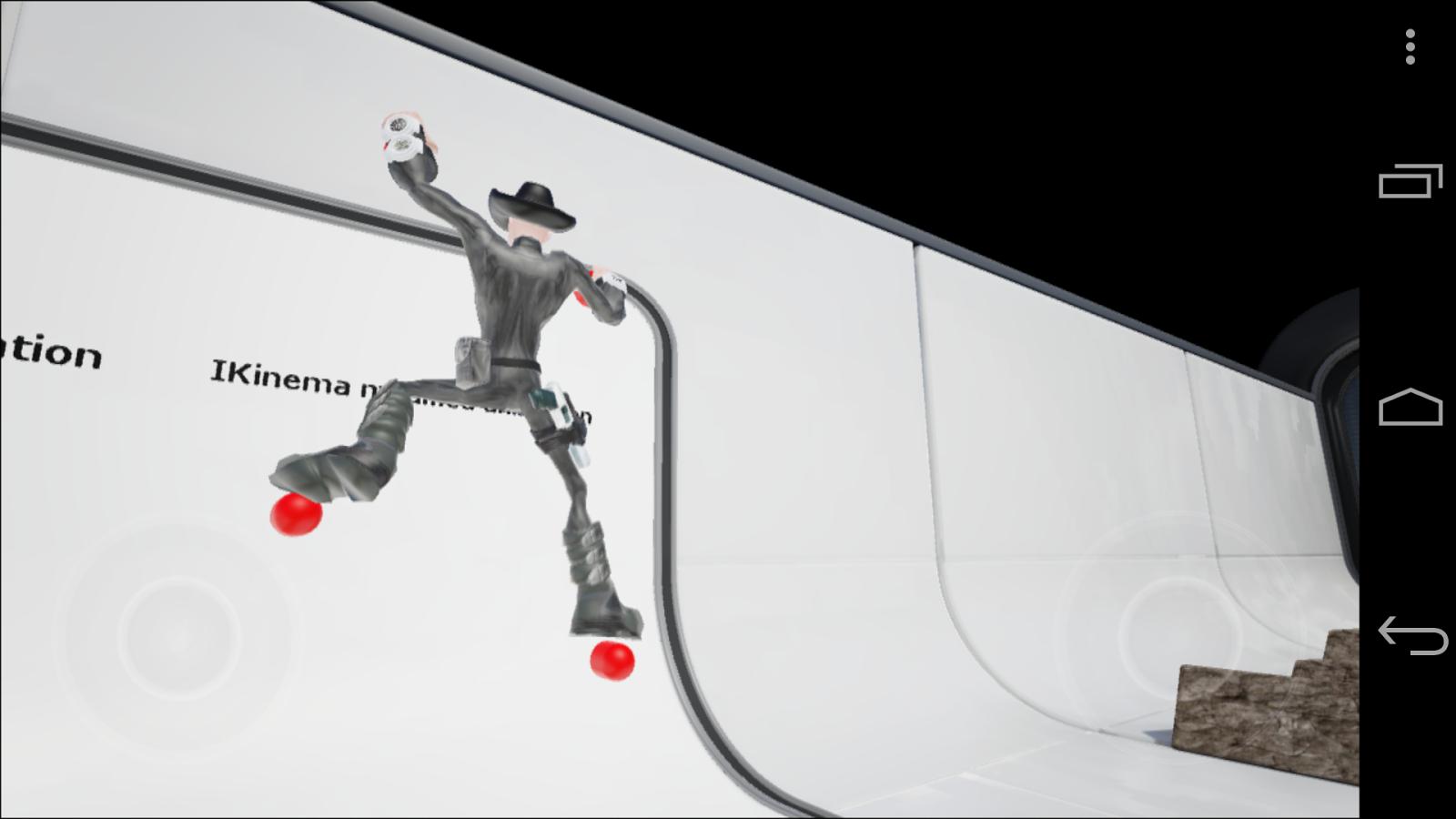 IKinema Technology Demo- screenshot