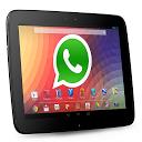 Instalar whatsapp en tablet mobile app icon