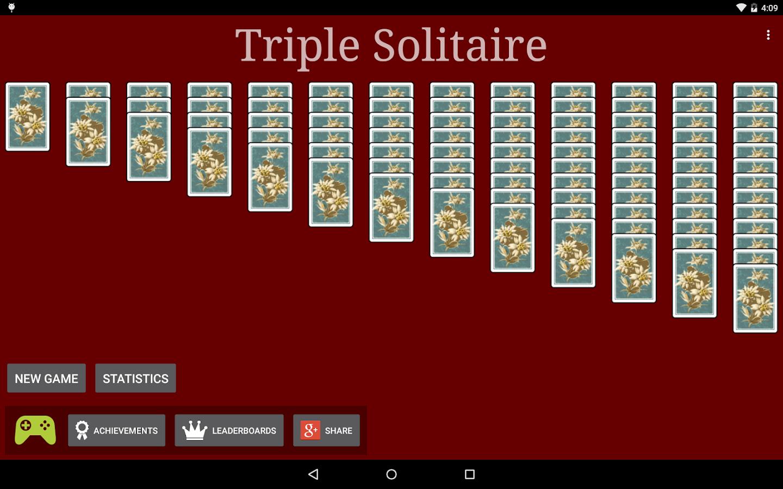 3 deck solitaire