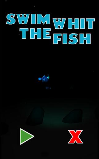 Swim whit the fish