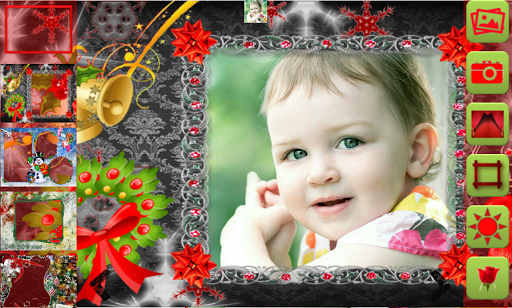 Christmas Camera Velosys