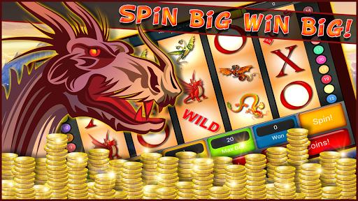 ドラゴンのモンスタータイルカジノ