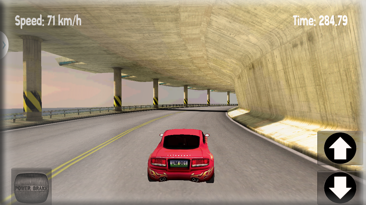 Car Game 3D: Racer- screenshot