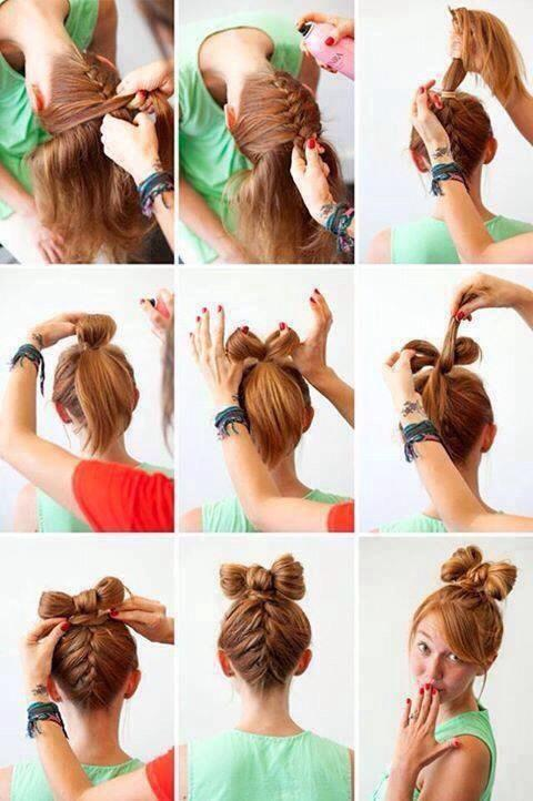 Easy Hairstyles - Android Apps on Google Play