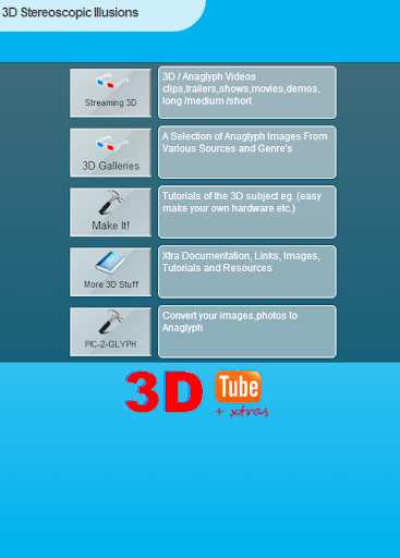 3d Anaglyph Experience + Xtras
