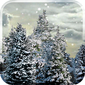 snowfall-free-live-wallpaper