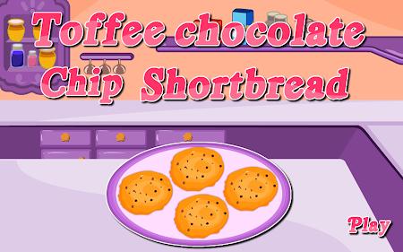 Cooking Game-Choco Shortbread 8.0.1 screenshot 1738074