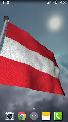 Austria Flag - LWP