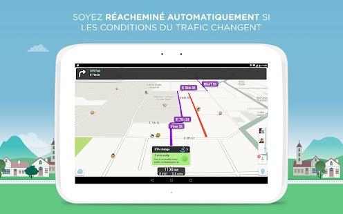 Waze Social GPS Maps & Traffic - screenshot thumbnail