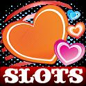 Valentine's Slots logo