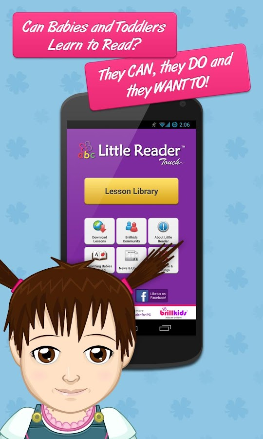 Little Reader Touch - Apps on Google Play