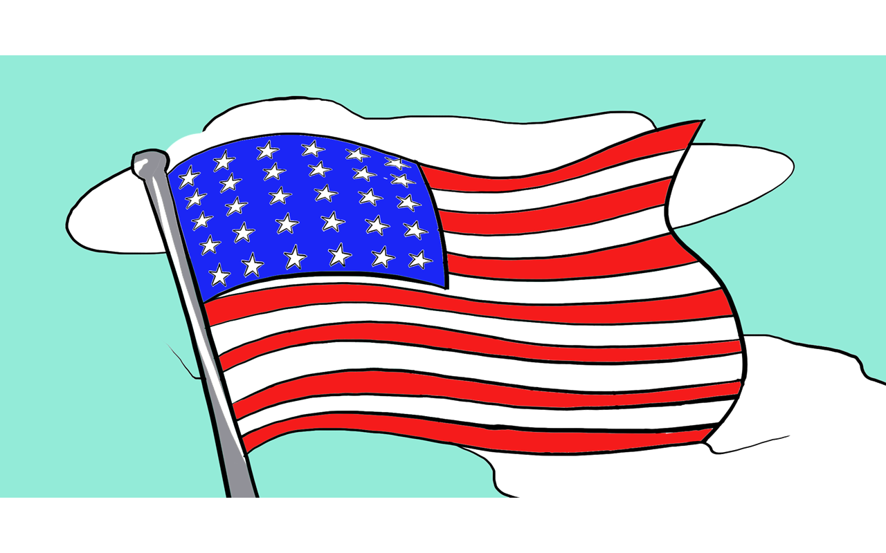 Independence Day Coloring Book- screenshot