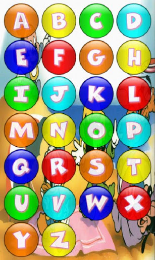 Alphabets for Kids Learn ABC