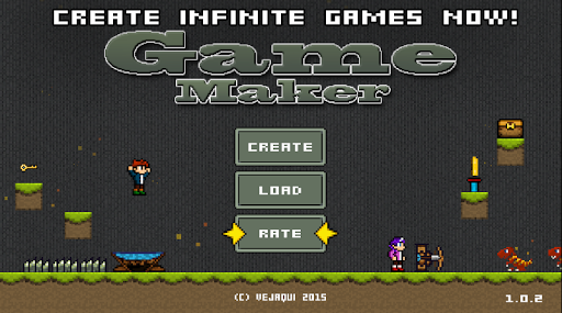 Game Maker: Create my Game